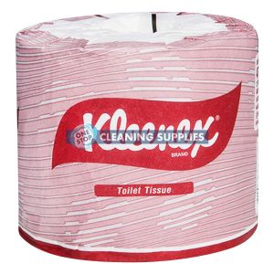 Kleenex 4735 2ply Toilet Roll Premium Quality Individually Wrapped - 48 rolls / ctn