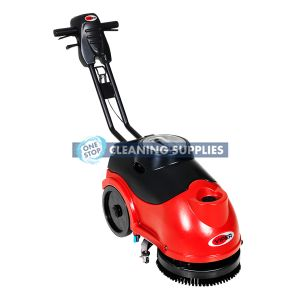 Nilfisk Compact Walk Behind Scrubber and Dryer AS380B Battery - 50000322PA