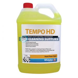 Whiteley Tempo HD Concentrated Detergent 5 Litre