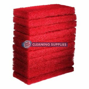 Oates Eager Beaver Pad in Red 10 pk  - 165353 / FP-641