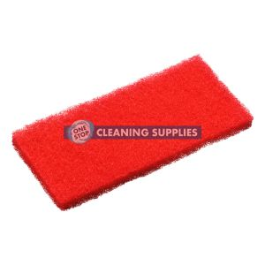 Oates Eager Beaver Pad in Red - 165347 / FP-634